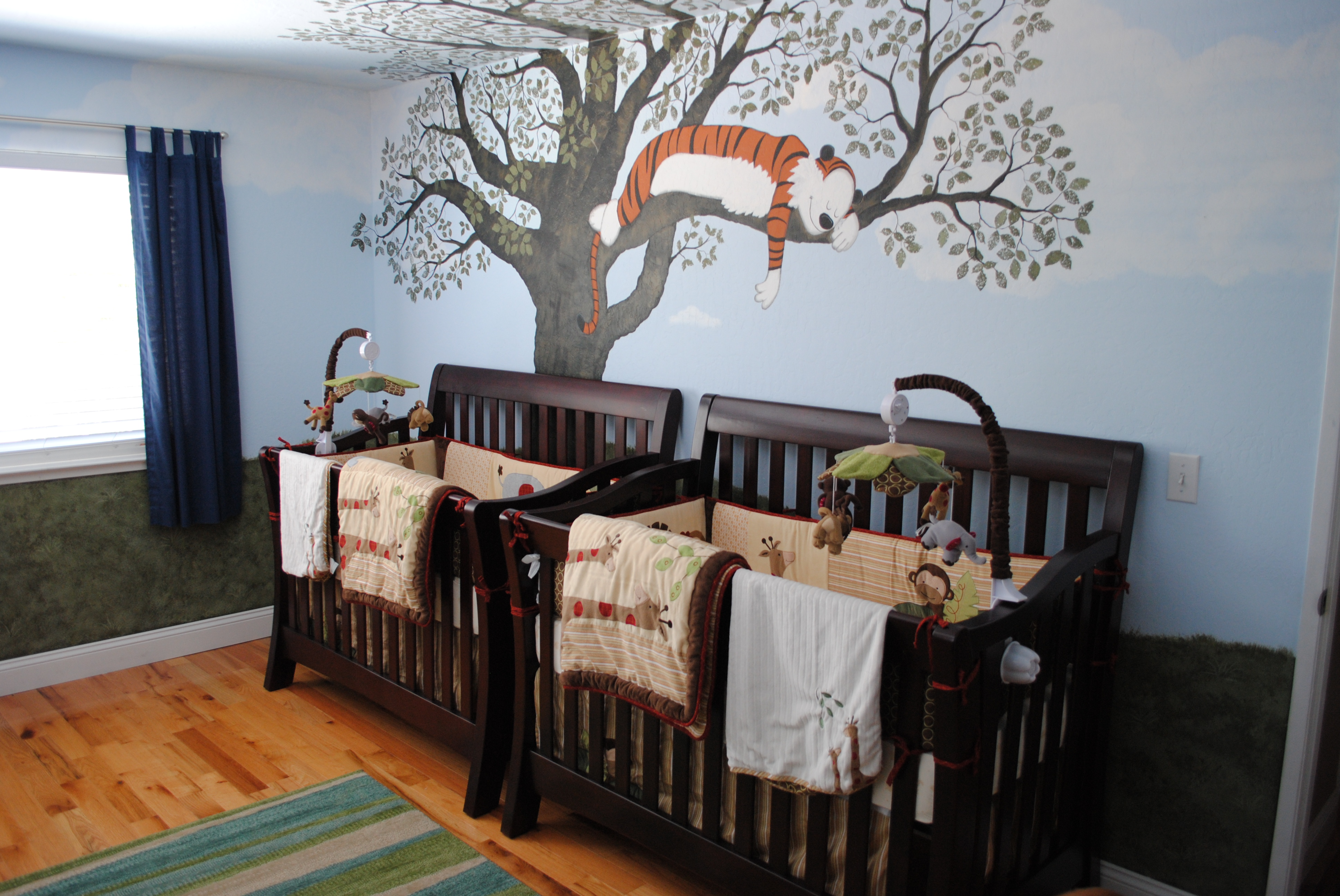The jungle cruise lggraphixclient for Calvin and hobbes bedroom mural